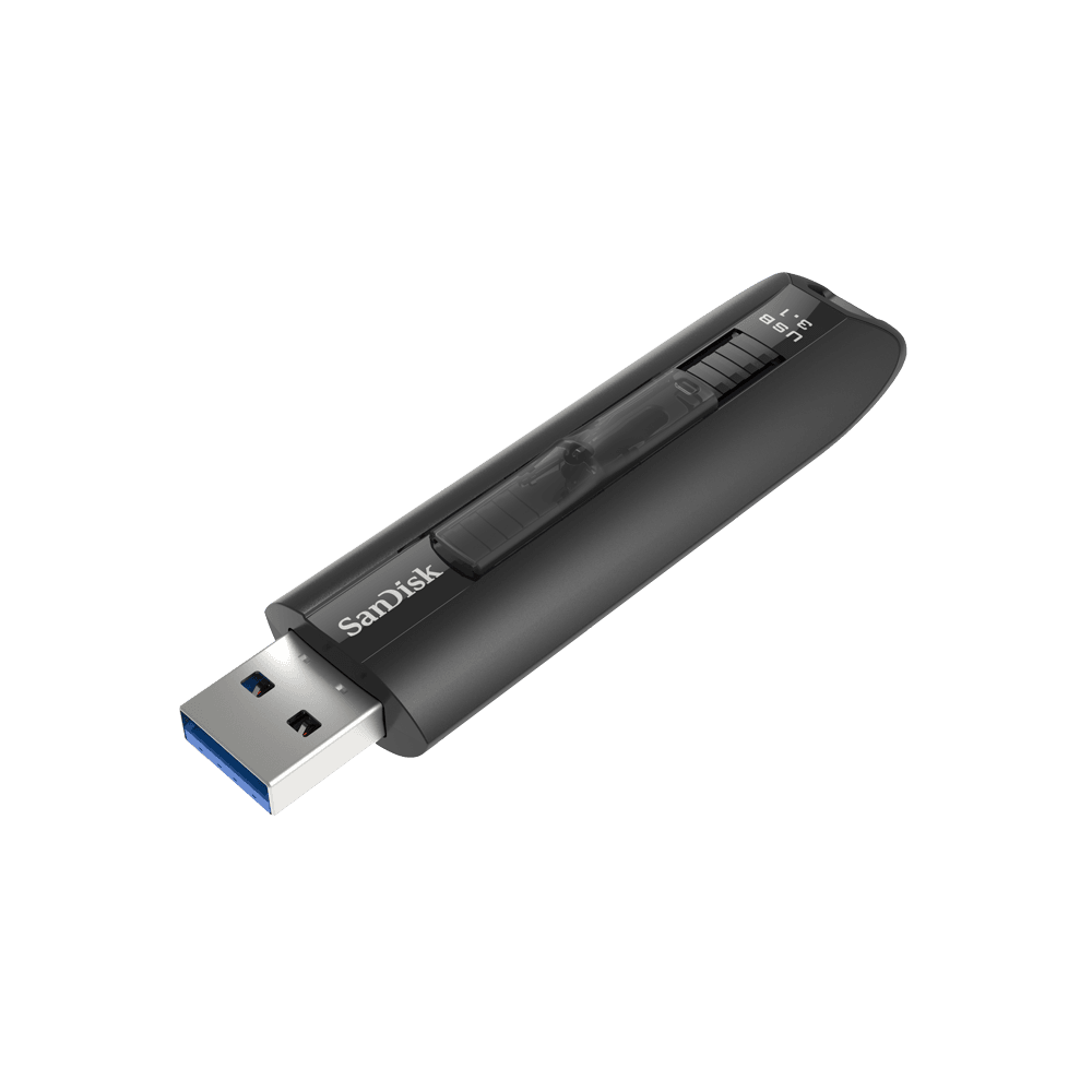 SanDisk Extreme<sup>®</sup> <br>Pendrive Go USB 3.1