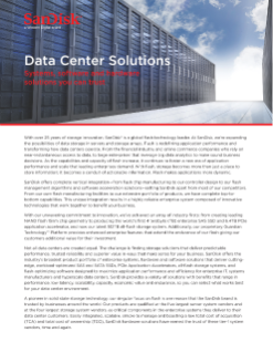 Data Center Solutions - Systems, software, and hardware solutions you can trust