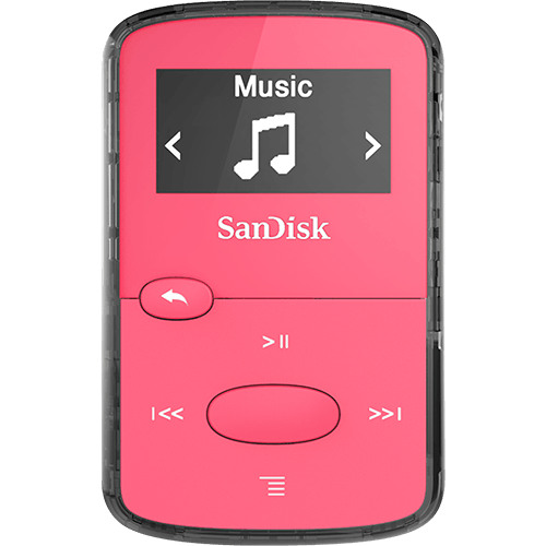 MP3 Player SanDisk Clip Jam™